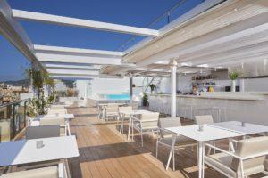 terraza pintamonas sky palma