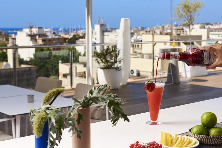 Pintamonas Sky, la nueva terraza 'Roof Top' de Palma